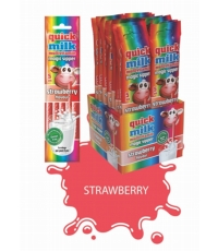 1 x 10 pack Strawberry & Multivitamins Magic Sippers