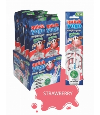 1 x 10 pack Strawberry & Yogurt probiotic Magic Sippers